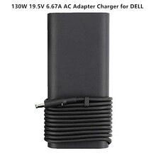 130W 4.5 مللي متر AC محول الطاقة شاحن لأجهزة Dell XPS 15 9530 9550 9560 ديل الدقة M3800 M2800 5510 5520 RN7NW DA130PM13Z