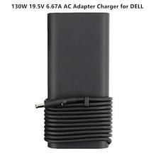 130W 4.5mm מתח AC מתאם מטען עבור Dell XPS 15 9530 9550 9560 Dell דיוק M3800 M2800 5510 5520 RN7NW DA130PM13Z