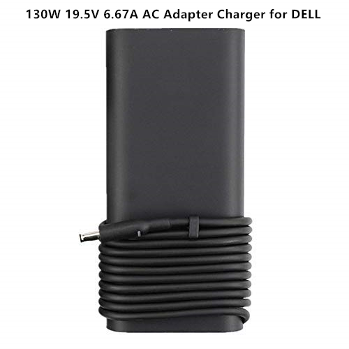 130W 4.5mm AC Power Adapter Charger for Dell XPS 15 9530 9550  9560 Dell Precision M3800 M2800 5510 5520 RN7NW DA130PM13ZLaptop  Adapter