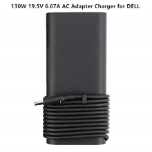 130W 4.5mm zasilanie prądem zmiennym Adapter ładowarka do Dell XPS 15 9530 9550 9560 Dell Precision M3800 M2800 5510 5520 RN7NW DA130PM13Z