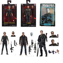 18cm Nieuwe NECA Terminator T-800 Dark Fate Sarah Connor Action Figure Collectible Model Toy Gift(China)