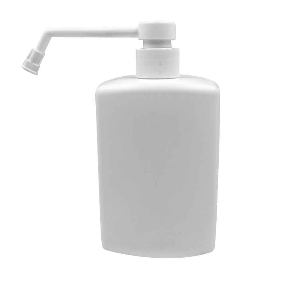 500ml Leakproof Bathroom Hand Soap Plastic Home Hotel With Long Nozzle Makeup Water Liquid Dispenser Empty Spray Bottle