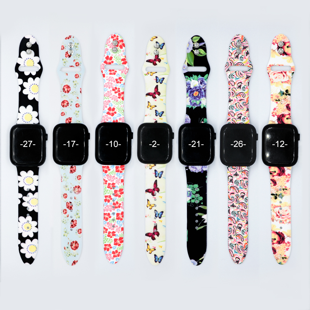 Strap For apple watch band 44 mm/38mm apple watch 4/3/2/1 iwatch band 42mm/40mm correa bracelet silicone watch strap watchband
