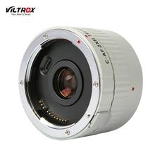 Viltrox C-AF 2XII удлинитель телеконвертера с автофокусом для Canon EOS EF объектив для Canon 5D II 7D 1200D 760D 750D камера