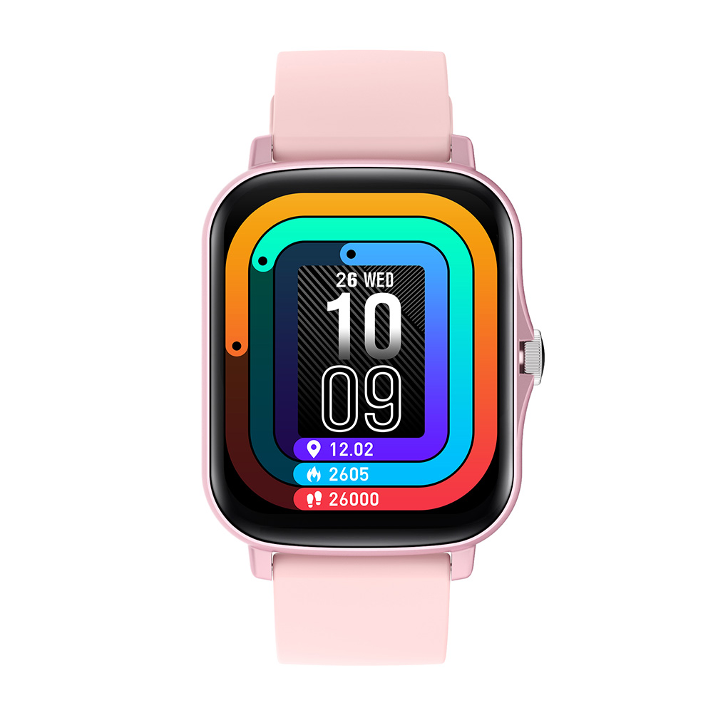 H2028005e59f94f9096c16e9513dbedacX COLMI P8 Plus 1.69 inch 2021 Smart Watch Men Full Touch Fitness Tracker IP67 waterproof Women GTS 2 Smartwatch for Xiaomi phone