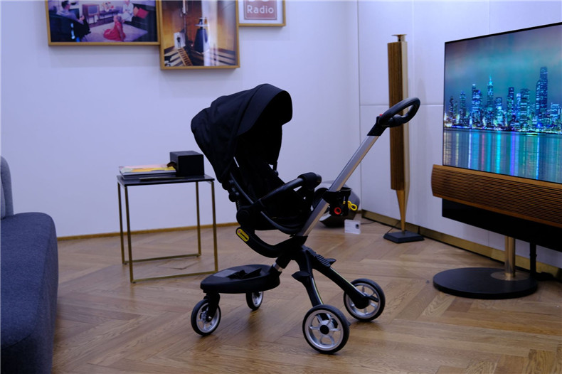 verão ao ar livre alta visão carrinho de bebê para 6 36 36 mês