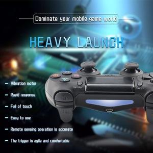 Image 2 - USB Wired/Wireless Bluetooth Gamepad for PS4 Controller Joypad for Playstation 4 Dualshock4 Games Joystick for PS3 PC controller