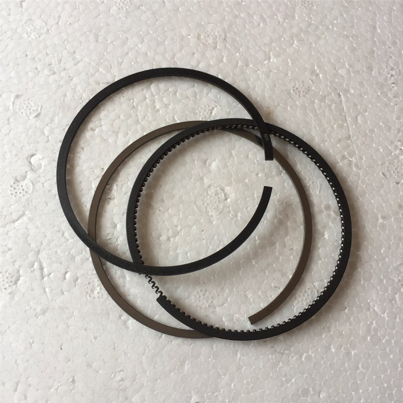 1set Piston Ring For 186 186F L100 9HP Air Cooled Diesel Engine,5~5KW Generator