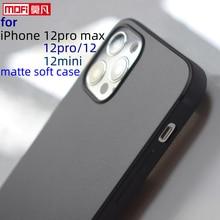 Matte Case Voor Iphone 12 Case Iphone 12pro Cover Apple 12pro Max Tpu Soft Boek Ultra Dunne Back Boek Silicon slanke Verkoop Coque Mini