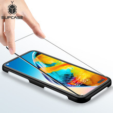SUPCASE 3D Tempered Glass Screen Protector For Huawei P40/P40 Pro Full Cover Cur