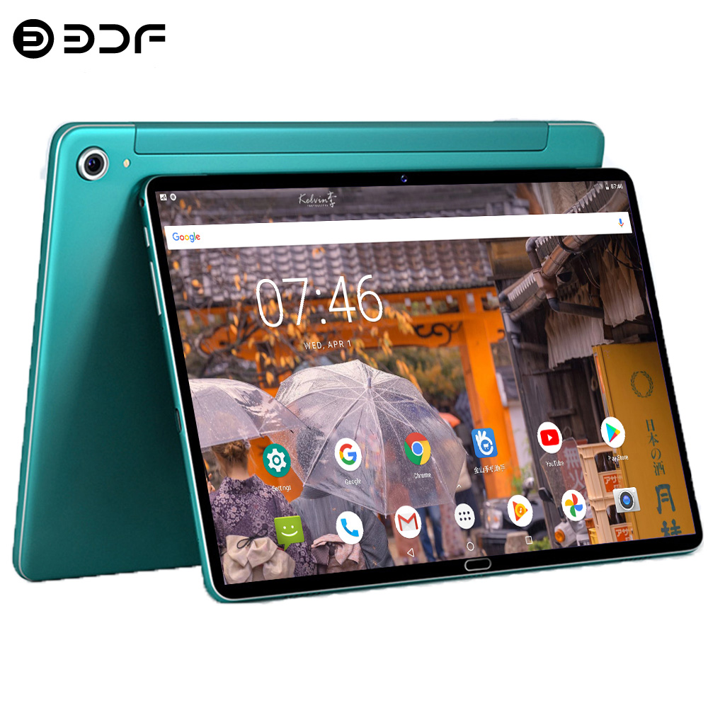 2021 New 10.8 Inch Tablet Pc Android 8.0 Deca Core 2560*1600 IPS Display 4GB/64GB Tab 13MP Camera 4G LTE Network Tablet Android