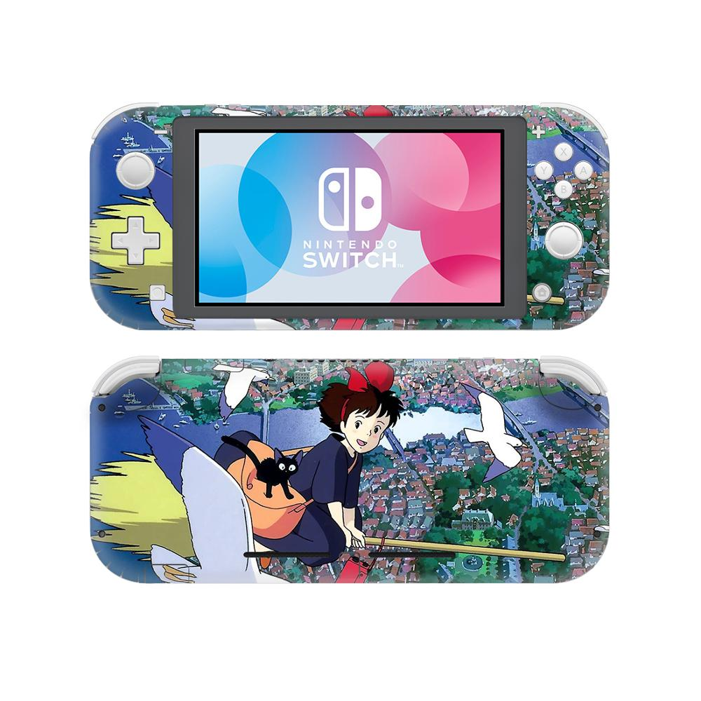 Kiki's Delivery Service NintendoSwitch Skin Sticker Decal For Nintendo Switch Lite Protector Nintend Switch Lite Skin Sticker