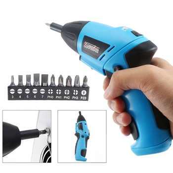 12V Electric Screwdriver Electric Drill lithium cordless drill Cordless Screwdriver Mini Drill Power Tools - DISCOUNT ITEM  30 OFF Tools