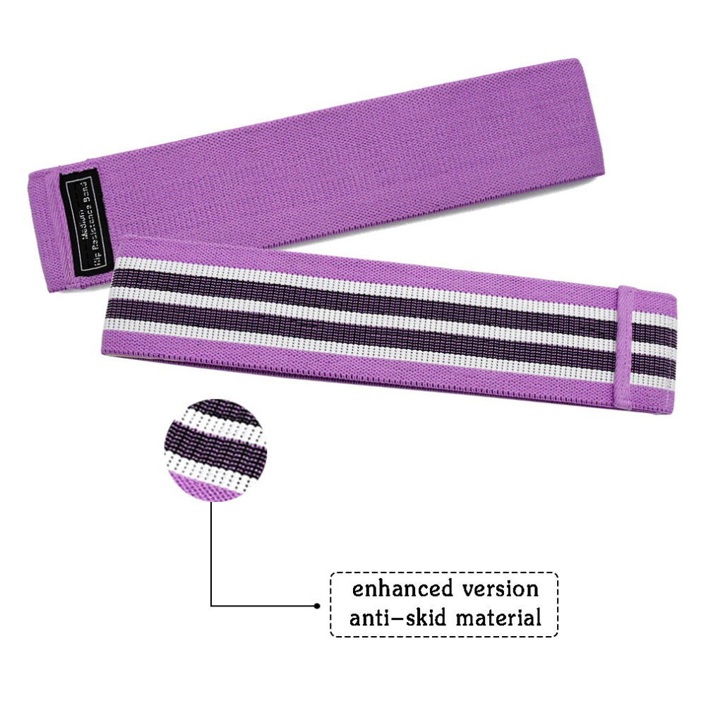 3 Piece Fitness Rubber Bands Resistance Bands Expander Rubber Bands For Fitness Elastic Band For Fitness Band Training Mini Band0003