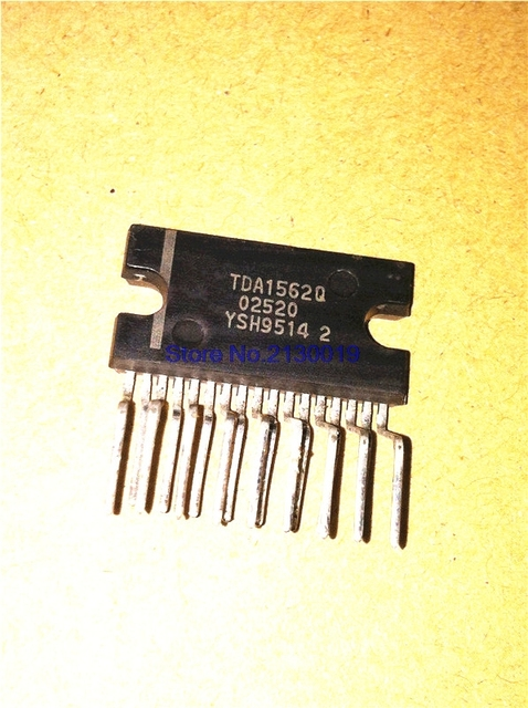 1pcs/lot TDA1562 TDA1562Q 1562 ZIP 17 In Stock