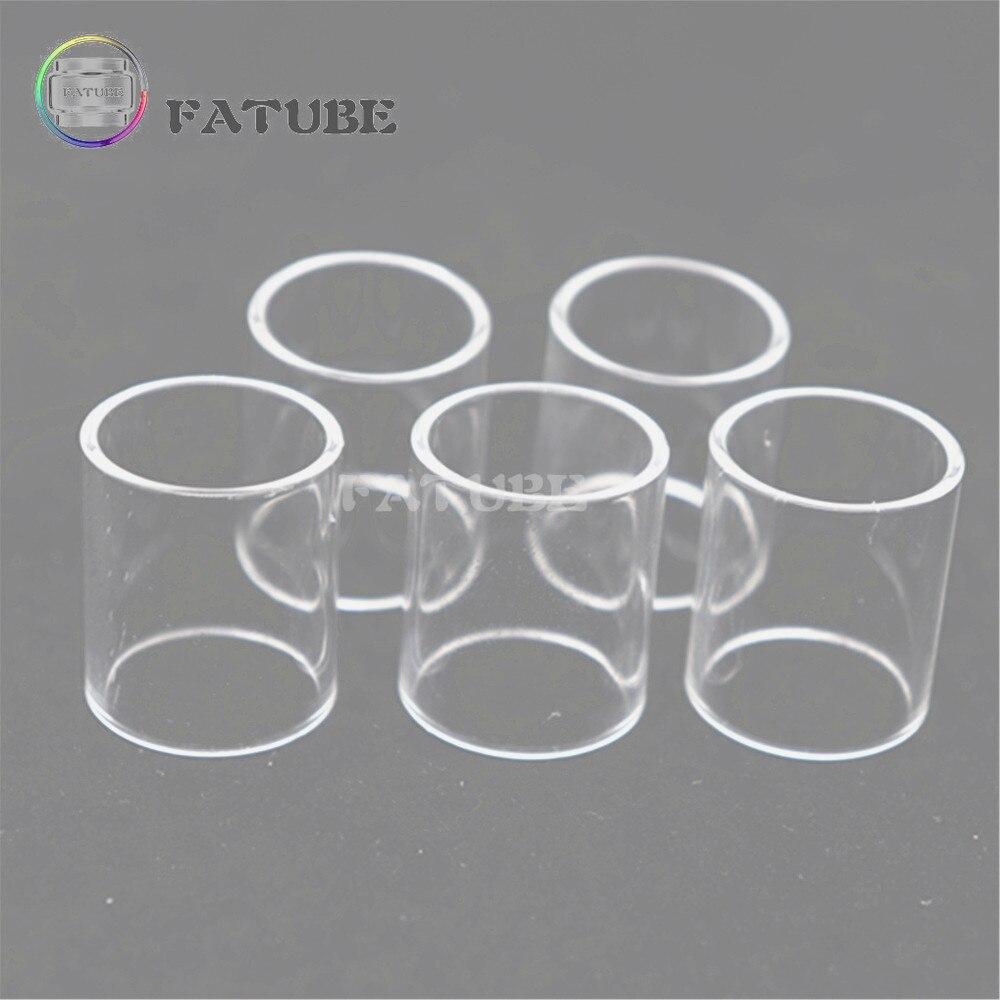 5PCS FATUBE Glass tube for GEEKVAPE Aegis legend with Cerberus Aero mesh Alpha zeus Sub Ohm Tank glass smoking 1