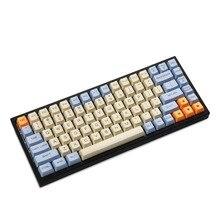 Nach 96 84 104 87 61 Laser Geätzt ANSI ISO OEM Profil Dicken PBT Keycap Für MX Mechanische Tastatur YMD96 RS96 YMD KBD75 FC980M