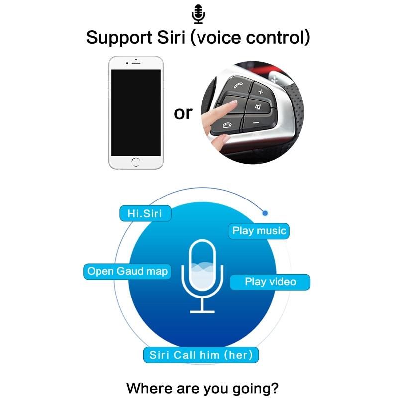 shiliuxing Wireless Apple Carplay Android Auto Mirror A B C E G GL ML Class For Mercedes NTG4.5 4.7 mercedes Apple carplay