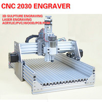 CNC 2030 Numerical Control Carving Machine Mini Openbuilds Engraver CNC2030 Router Machine Hobby DIY Laser Engraving Machine