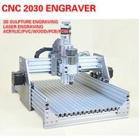 CNC 2030 sterowania numerycznego frezarka do drewna Mini Openbuilds grawer CNC2030 ploter Hobby laser do grawerowania diy w Frezarki do drewna od Narzędzia na