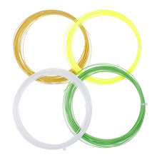 Venda quente bg65 95 linha de corda badminton badminton formação raquete corda badminton linha