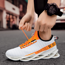 Sport Shoes for Men Sneakers High Quality Blade Running Shoes Outdoor Fitness Cushioning Sneakers Male Shoes Flywire Size 39-46 original mizuno wave prophecy 6 professional weightlifting shoes men sneakers outdoor high quality sport sneakers size 40 45