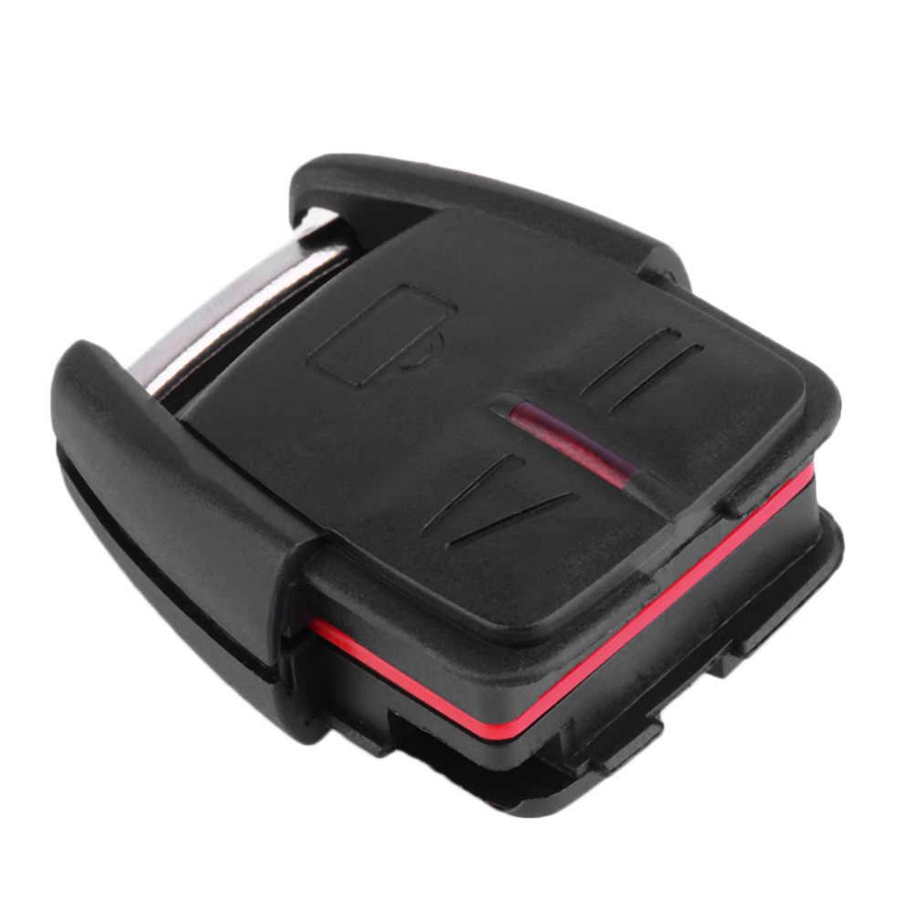3 Case Fob Kunci Tombol Remote Shell DIY Perbaikan Kit untuk Vauxhall Opel untuk Vectra untuk Omega