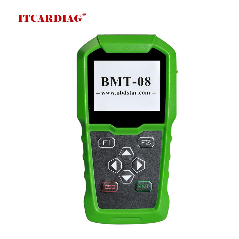 OBDSTAR BMT-08 12 V/24 V 100-2000 CCA 220AH Automotive Last Batterie Tester Batterie OBD2 Match werkzeug BMT08 Analysator