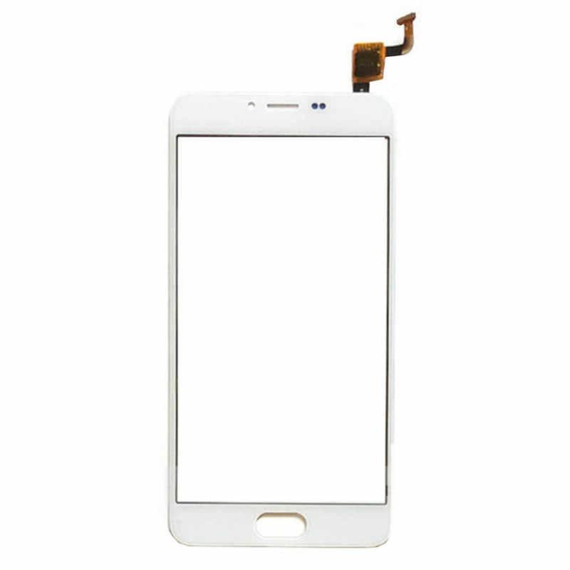 لمس الشاشة ل Meizu M5/M5 ملاحظة شاشة لوحة اللمس لا شاشة الكريستال السائل زجاج عدسة محول الأرقام الاستشعار الهاتف استبدال قطع الغيار