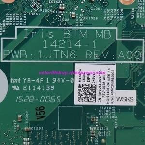 Image 5 - Véritable CN 0H9V44 0H9V44 H9V44 14214 1 PWB: 1JTN6 N2840 ordinateur portable carte mère pour Dell Inspiron 3451 ordinateur portable