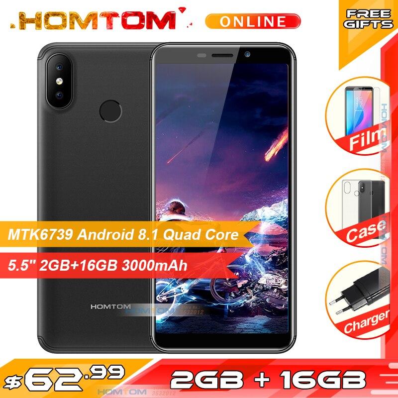 HOMTOM C2 5.5