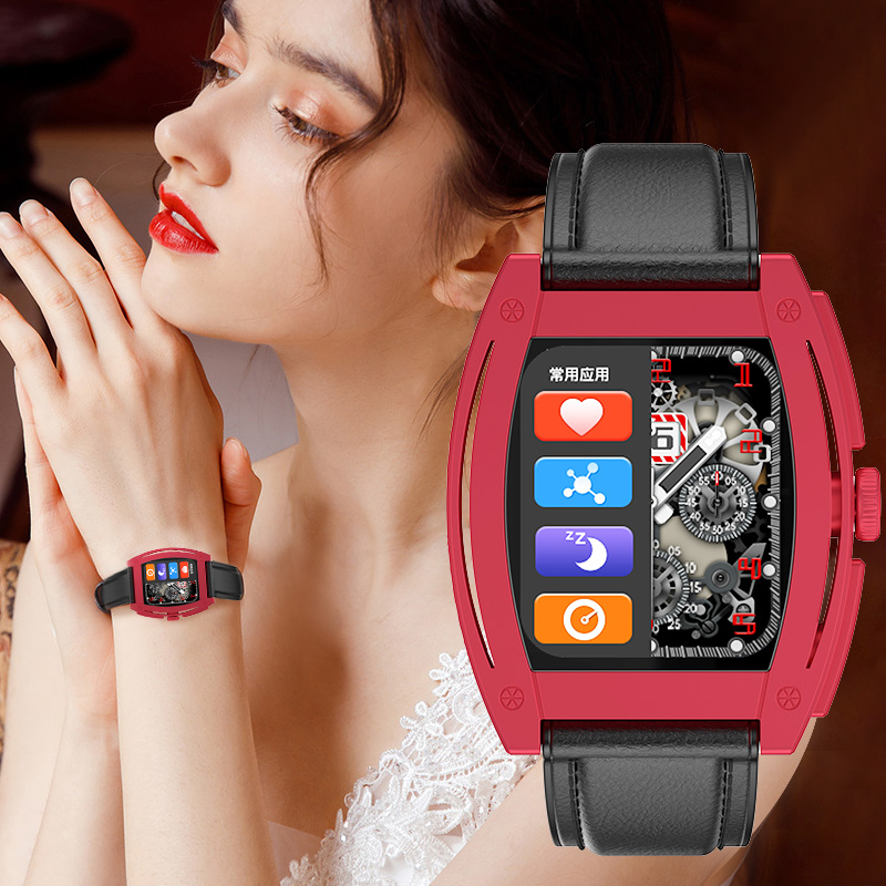 Permalink to ki8 Smart Watch Women's watches digital vintage Reminder Screen Sport Fitness Women Smartwatch + box For Android ios 2021 New