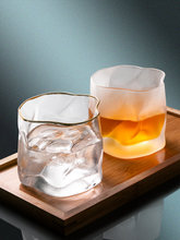 Modern home decorative wine glass creative cup whiskey drinkware cute coffee milk juice tea mup birthday wedding gift