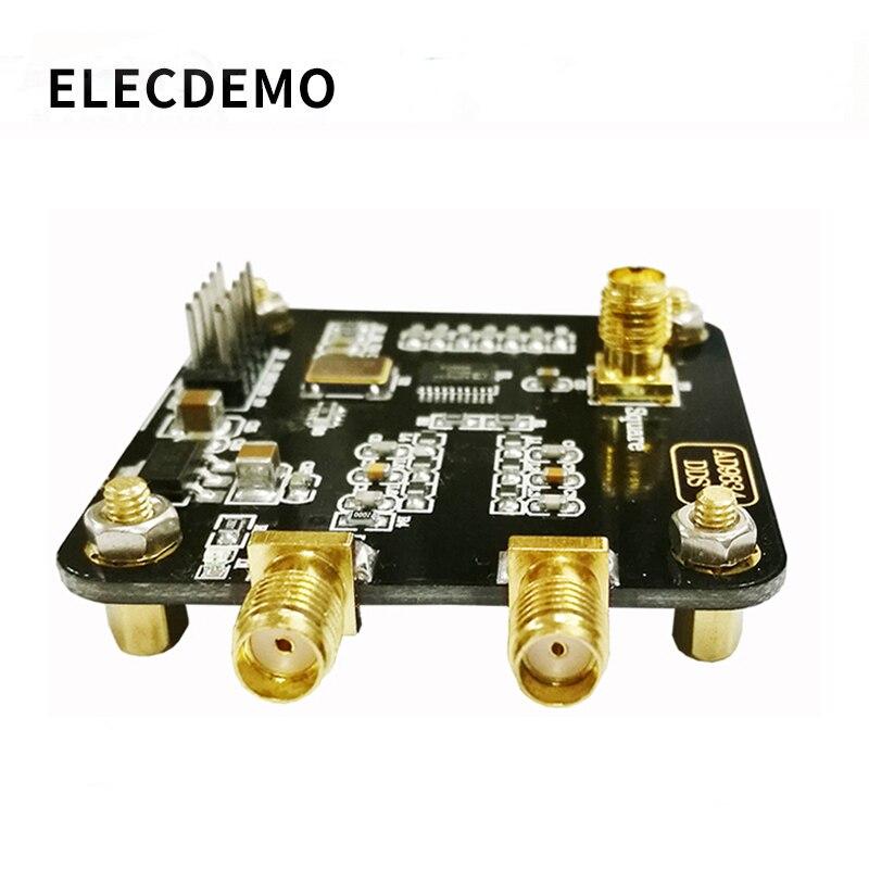 AD9834 Module DDS Signal Generator Module Sine Triangle Wave Generator Module Board Signal Sources Generator Function Demo Board