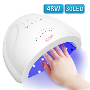 48W UV LED Nail Lamp