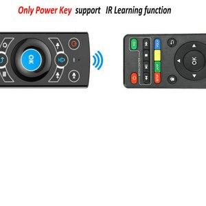 Image 5 - G21 פרו 2.4G קול אוויר עכבר IR למידה גוגל עוזר קול חיפוש עבור אנדרואיד טלוויזיה חכמה תיבת PK G10s g20s G30s שלט רחוק