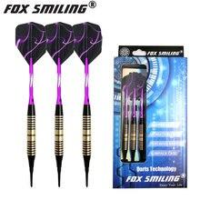 Fox smiling 3 шт профессиональные электронные латунь мягкий