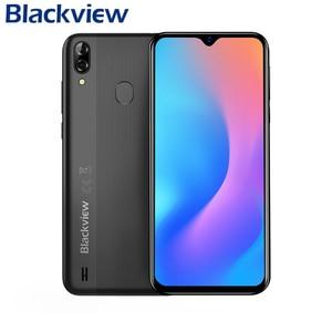 Blackview Новый A60 Plus мобильный телефон 4 ГБ ОЗУ 64 Гб ПЗУ смартфон Распознавание отпечатков пальцев телефон скоро появится