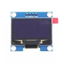 Top 1.3 Inch OLED Module White 128X64 OLED LCD LED Display M