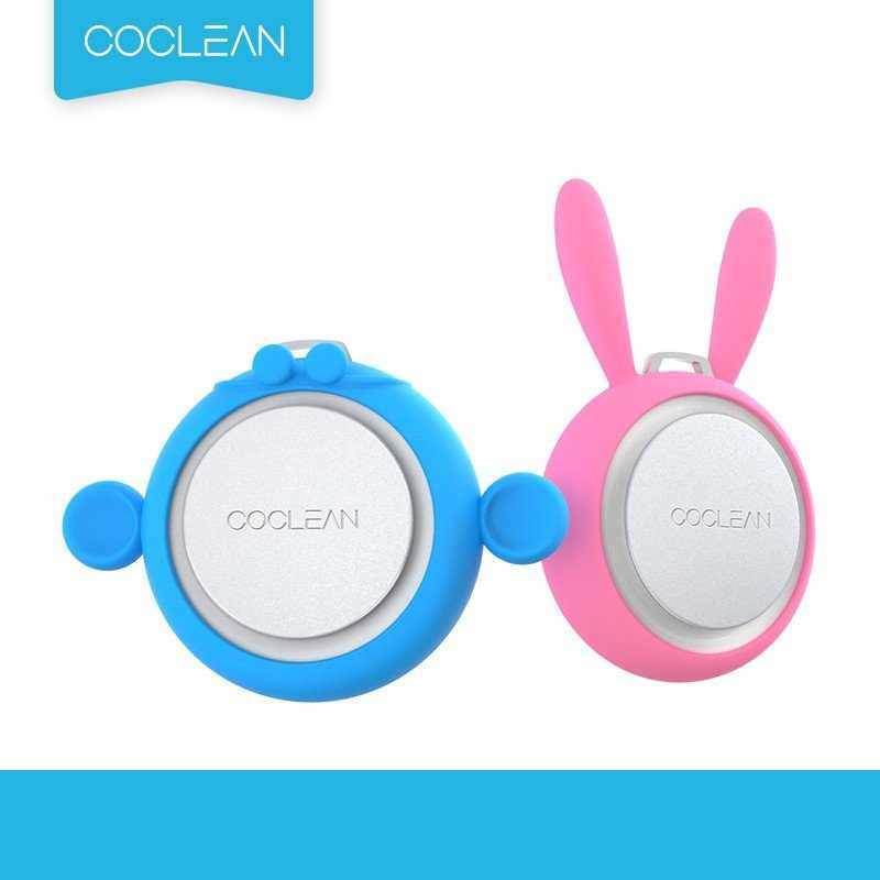 Youpin CoClean K1/K2 Portable Air Purifier Negative Ion Removal of Smog PM2.5 for Childrens Health Care Cute Design