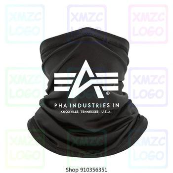 Alpha Industries-Bandana corta para hombre, ropa de calle, Color sólido, 2019