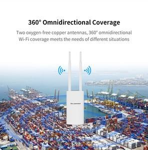 Image 3 - Comfast 300Mbps 1200Mbps Беспроводной Wi Fi ретранслятор открытый 2,4 и 5,8 ГГц высокой мощности водонепроницаемый удлинитель Wi Fi маршрутизатор Антенна AP