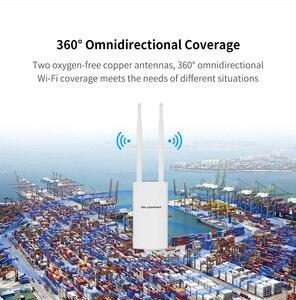 Image 3 - Comfast 300Mbps 1200Mbps 무선 Wifi 중계기 옥외 2.4 & 5.8Ghz 고성능 옥외 방수 증량제 Wifi 대패 안테나 AP