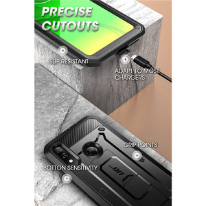 Image 4 - SUPCASE For Moto E6 Plus Case (2019 Release) UB Pro Full Body Rugged Holster Protective Back Case with Built in Screen Protector