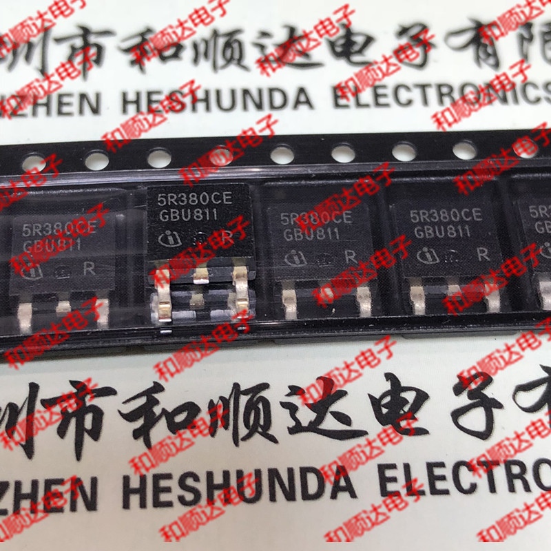 10pcs / Lot 5R380CE IPD50R380CE New Stock TO-252 550V 14.1A