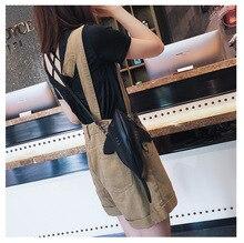 2020 New Funny Women Shoulder Bags Cartoon Shark Shape Messenger Bag Ladies Lovely PU leather Phone Bag Crossbody Bags