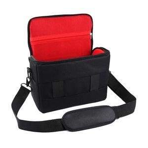 Image 3 - Waterproof Waterproof Nylon Camera Shoulder Bag Carrying Case for Canon EOS 77D 70D 80D 4000D 2000D 5D Mark IV III 60D 6D 7D II