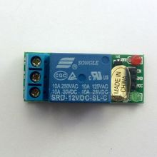 Tb409 1 канальный релейный модуль постоянного тока 12 В для