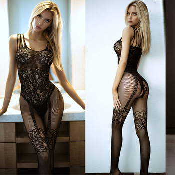 Jumpsuit Full Body Stockings & Bodysuit