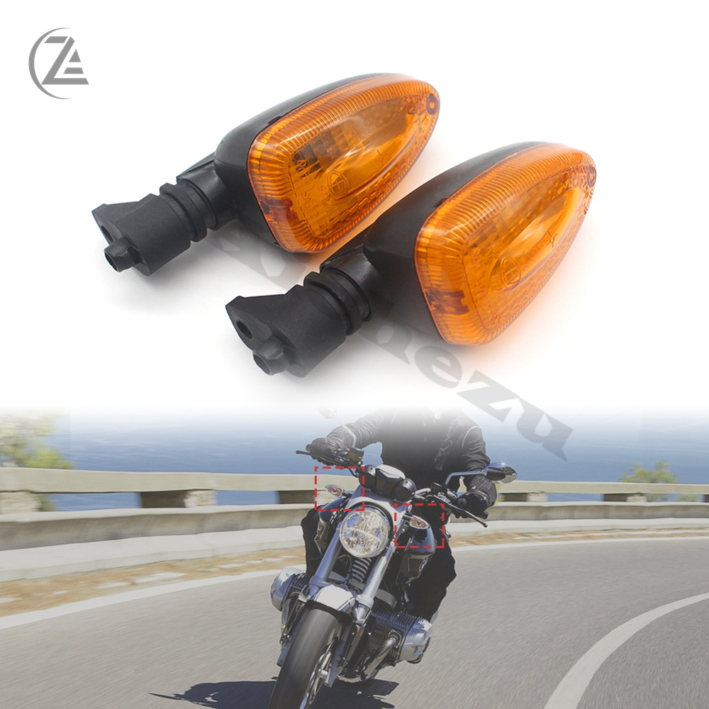 ACZ Motorcycle Turn Signals Light Shift Blinker Indicator Flasher For BMW F650GS F800GS HP2 Enduro K1200R K1200S R1200GS K1300R